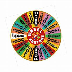 Wheel Of Fortune Mbed