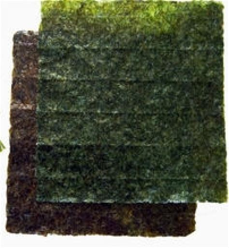 seaweed paper nori sheets cor
