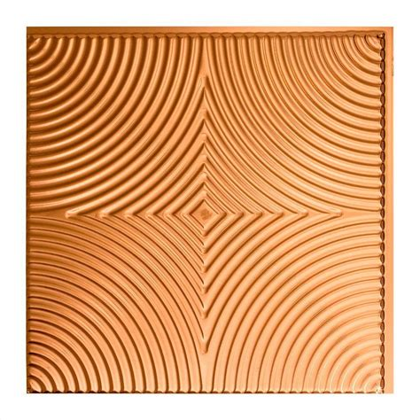 copper ceiling tiles ceilings the home depot