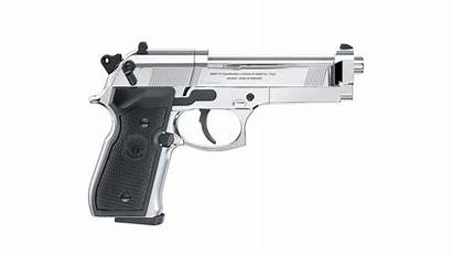 Beretta Chrome 92fs Co2 Umarex Fs M92