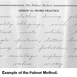 6 Best Images Of Palmer Method Handwriting Worksheets  Palmer Cursive Handwriting Worksheets