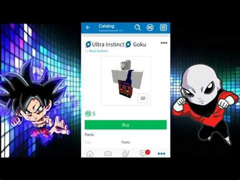 Codes for gogeta,hit,goku ultra instinct! Roblox Id Codes For Clothes 2019 | StrucidPromoCodes.com