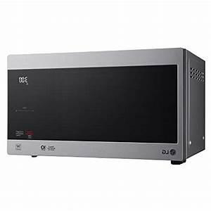 Lg Lmc0975ast Neochef 0 9 Cu  Ft  Countertop Microwave