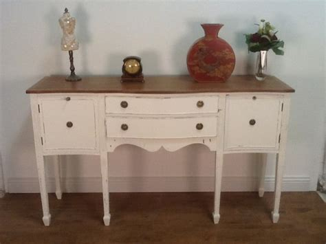 shabby chic foyer table shabby chic restored six legged hall table sideboard in ballymount dublin from vantageps