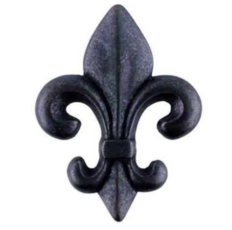 fleur de lis oil rubbed bronze cabinet knob