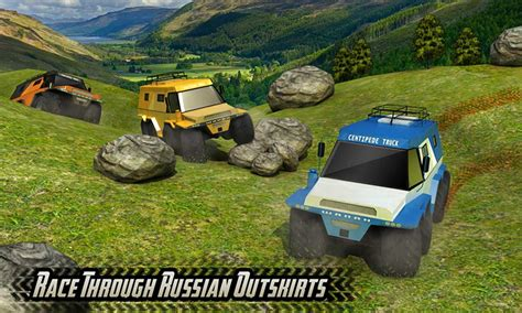 offroad outlaws truck russian racing 3d wheeler monster fast android apkpure