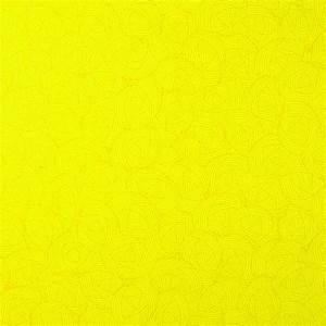 Lola Textures Lemon Yellow - Discount Designer Fabric