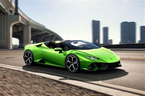 Lamborghini Huracan Evo by Lamborghini Huracan Evo Spyder Officially Revealed Gtspirit