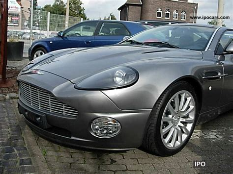 2005 Aston Martin Vanquish by 2005 Aston Martin Vanquish V12 Car Photo And Specs