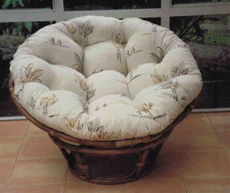 Double Papasan Cushion Cover  Home Furniture Design