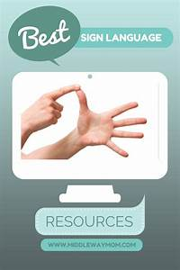 28 best American Sign Language Lessons images on Pinterest ...