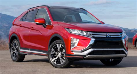 All-new 2018 Mitsubishi Eclipse Cross Is Here To Take On