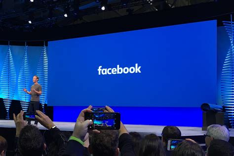 Everything Facebook announced at F8 2016 | VentureBeat