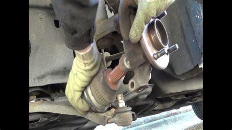 cambio   cuscinetto della ruota anteriore distacco