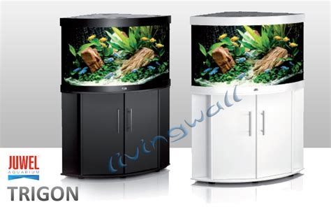 kit juwel trigon corner aquarium 190 liters with cabinet