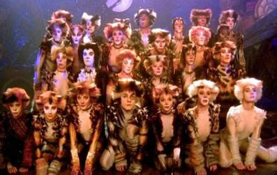 cats musical characters file catsgroup jpg