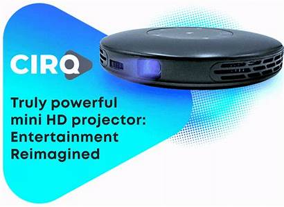 1080p Projector Cirq Smallest Netflix