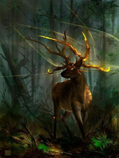 corrupted elk dd campaign monsters   fantasy
