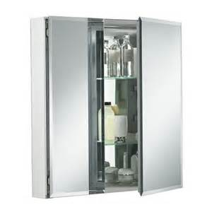 kohler co cb clc two mirrored medicine cabinet lowe s