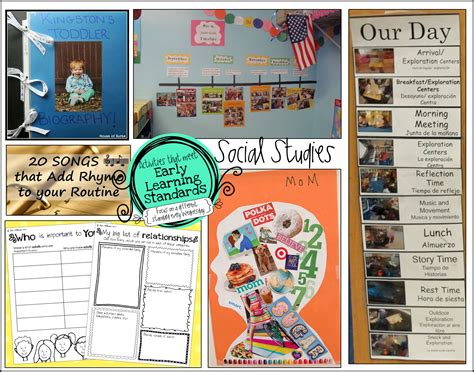 preschool ponderings preschool social studies activities 334 | ss1