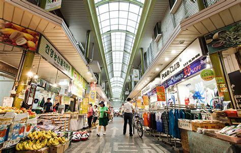 A Stroll Through Mangwon Market - Hiexpat Korea