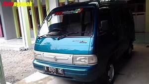 Mudik Nyaman Dengan Suzuki Carry Futura Real Van Tahun