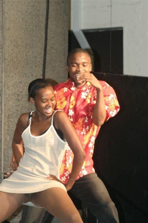 Kelly Khumalo Dancing Naked