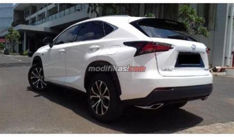 Modifikasi Lexus Nx by 2015 Lexus Nx200 Sport Putih Km8rb Antiik
