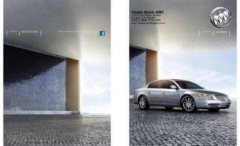 Visalia Buick by 2011 Buick Lucerne Fresno Ca Visalia Buick Gmc