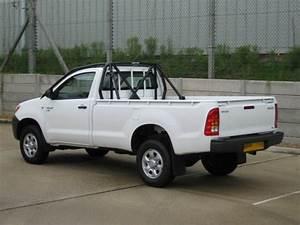 Toyota Hilux Kun25  Vigo  Single Cab Pick