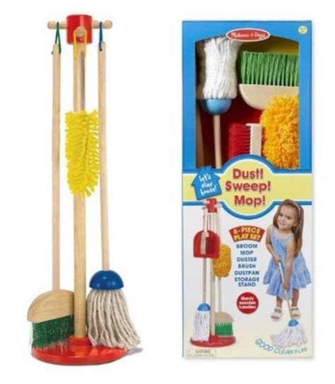 Melissa & Doug 6 set Cleaning Set for Kids only $24.31