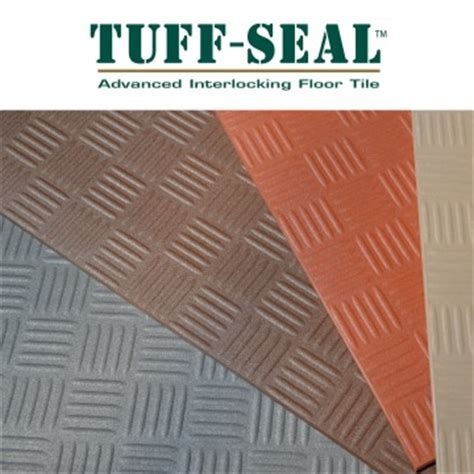 PVC Floor Tile   Garage Flooring   Tuff Floors