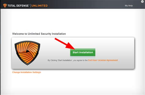 how to install total defense unlimited what can we help you with