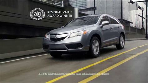 acura rdx tv commercial alg evaluation ispottv