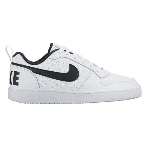 nike court borough  boys shoe philippines white