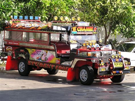 jeepney philippines pinoy commuting in metro manila tips in riding jeepneys
