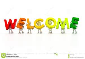 Welcome to Our Team Clip Art Free