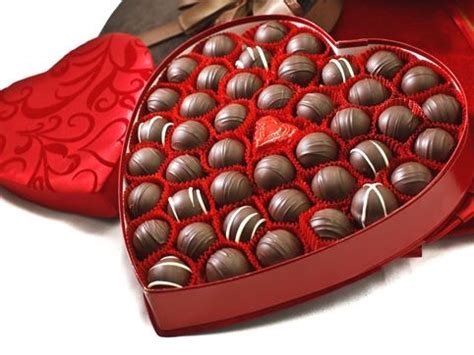 valentines day gift 41 pc 39 s day chocolate of truffles li lac
