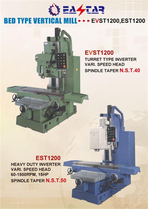 metal cutting machine tools milling machine  bed type milling machineevstest