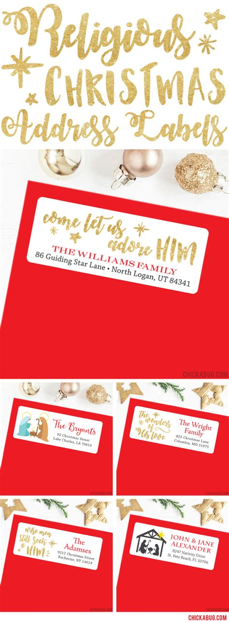 New! Religious Christmas Address Labels  Chickabug. Amortization Schedule Excel Template. College Graduation Outfit Ideas. Flow Chart Template Free. Order Confirmation Email Template. Daily Work Report Template. Football Flyer Template Free. Photo Collage Download Free Full. Business Card Template Avery