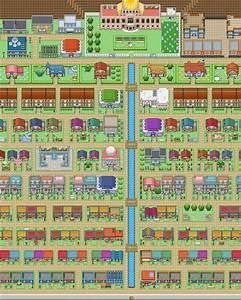 Pokemon Tabletop United Emerald City