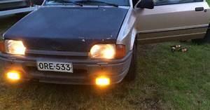 Garage Ford 93 : 1988 ford escort ~ Melissatoandfro.com Idées de Décoration