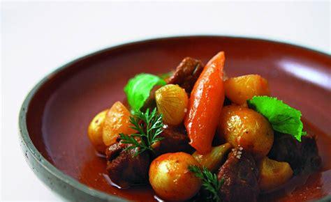 meilleur ecole de cuisine de navarin d agneau printanier par alain ducasse