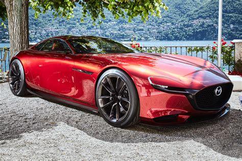 Mazda Exhibits Rx-vision At Villa D'este