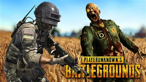 pubg mobile game  update   zombie mode