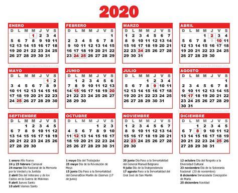 calendario en espanol imprimir