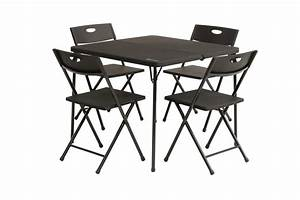 Ensemble Chaise Et Table : ensemble table et chaises corda outwell ~ Dailycaller-alerts.com Idées de Décoration