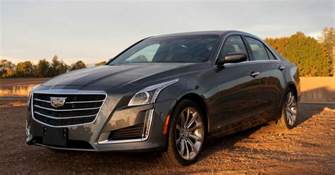Cts Reviews by 2016 Cadillac Cts Review Digital Trends