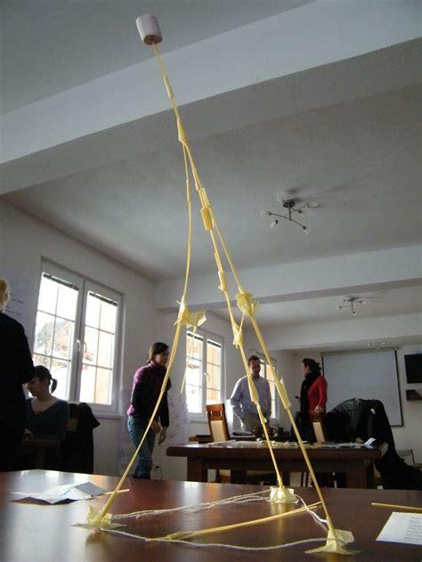 marshmallow challenge  team building activity