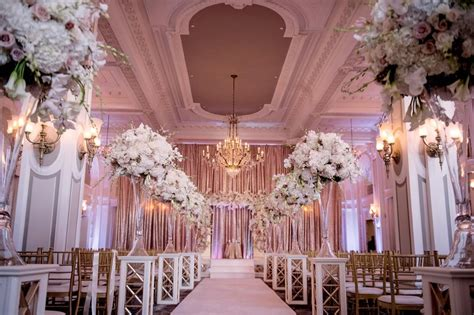 Opulent Blush Wedding At The Georgian Terrace In Atlanta